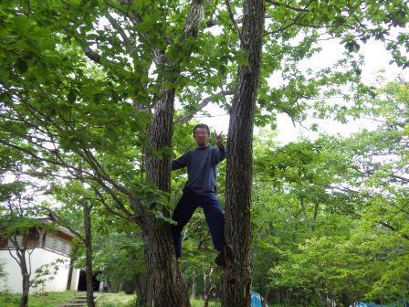 25木登り2