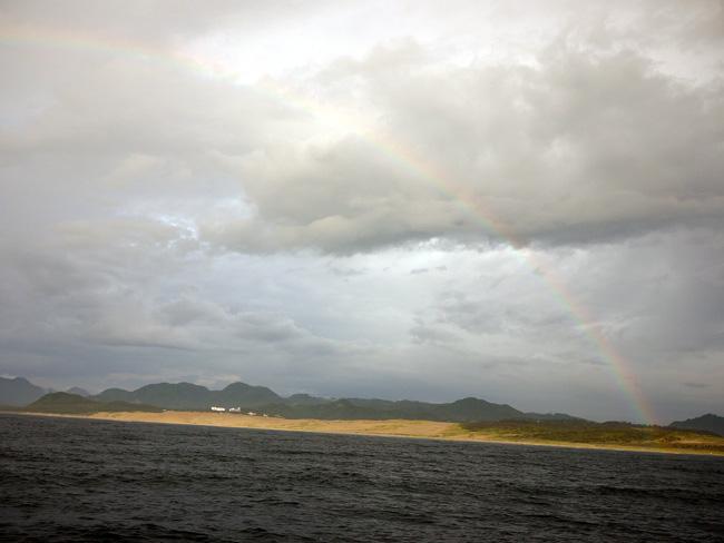 浦富海岸クルージング
