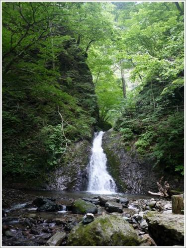 風挙の滝4