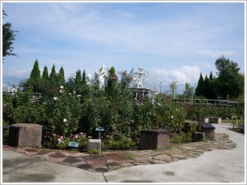 ハーブ庭園39
