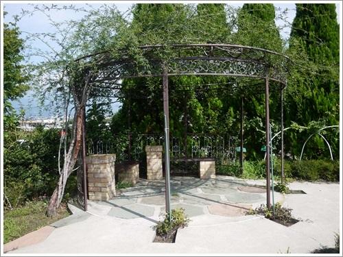 ハーブ庭園42