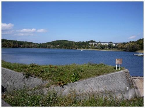 女神湖ぐるっと1周散歩
