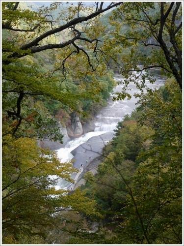 吹割の滝32