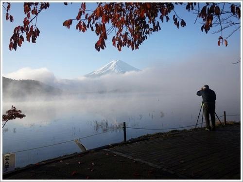 河口湖紅葉祭り33