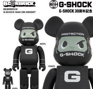 G-SHOCK MAN DW-5600MT BE@RBRICK