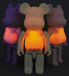 CANDLE BE@RBRICK 400%