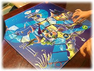 2013-08-11親子ゲーム会 魔女の塔