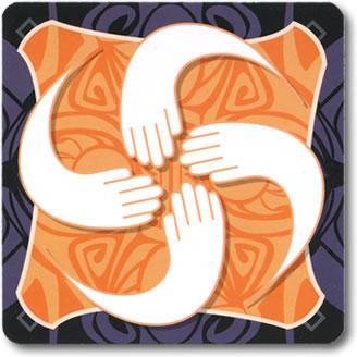 ジャングルスピード拡張カード:内側の手