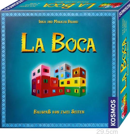 ラ・ボカ:箱