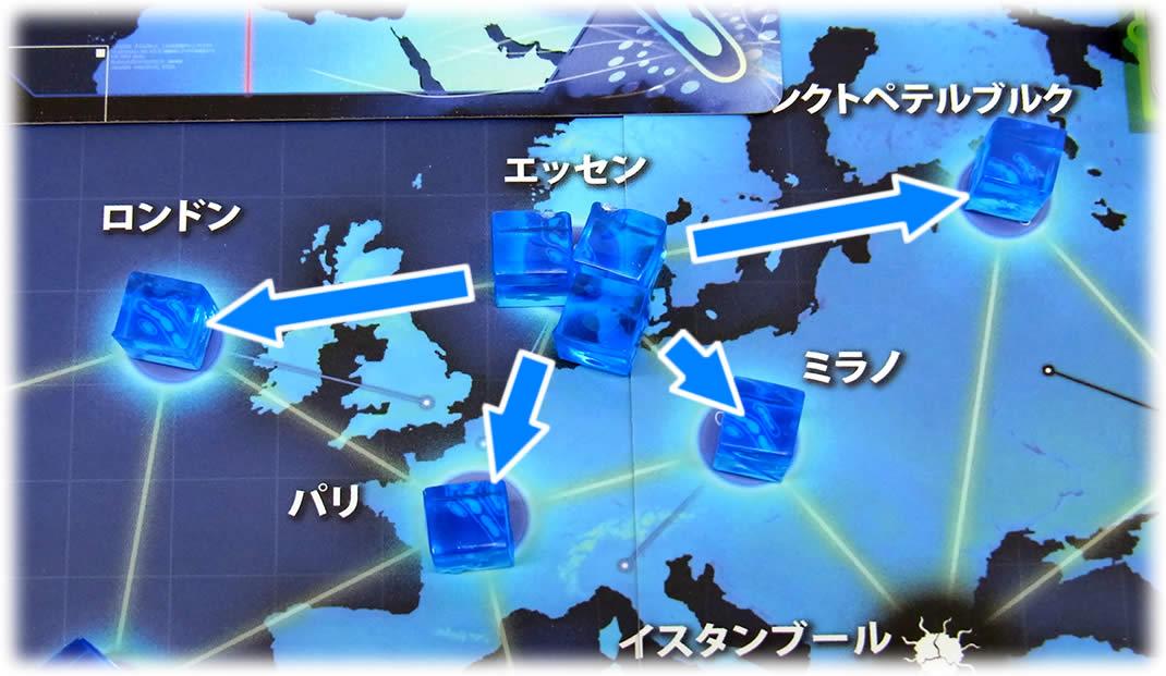 パンデミック(2013新版):アウトブレイク