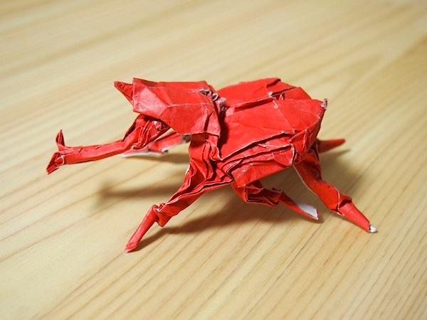 クリスマス 折り紙 折り紙 カブトムシ : slidetype.blog.fc2.com