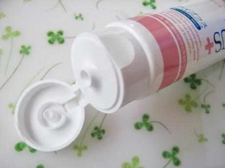 歯垢をつきにくくする、エイジングケア美白歯磨き「サイプラス」