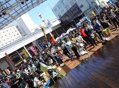 栃木県メーデー宇河地区大会③