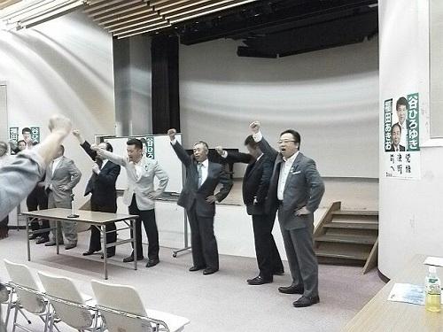 谷ひろゆき<なんたい地区(日光・塩谷・河内地域)総決起集会>③