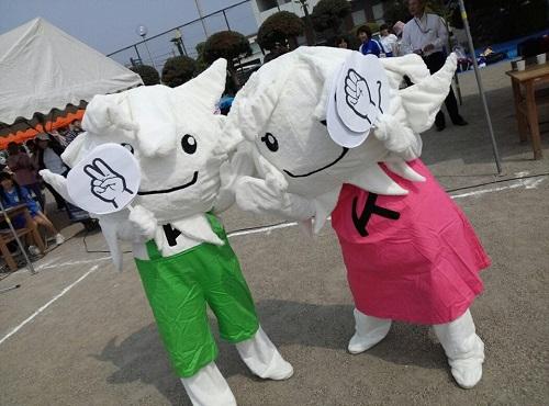 第43回かわちハートフル運動会<開会式>③