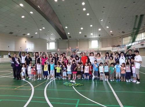 宇都宮テニス協会<ファミリーエンジョイテニス>①