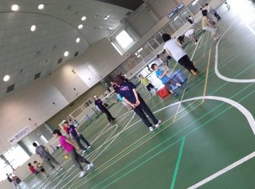 宇都宮テニス協会<ファミリーエンジョイテニス>④