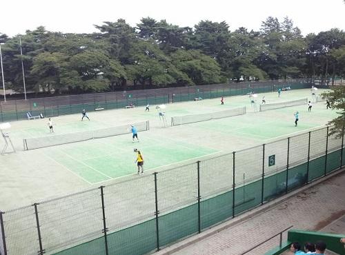 宇都宮テニス協会 主催<クラブ対抗テニス大会 2013>③