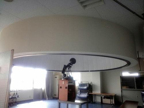 宇都宮市立田原中学校<給食甲子園>と<天文台&プラネタリウム>⑥