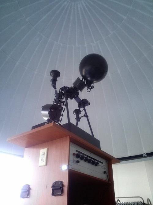 宇都宮市立田原中学校<給食甲子園>と<天文台&プラネタリウム>⑦