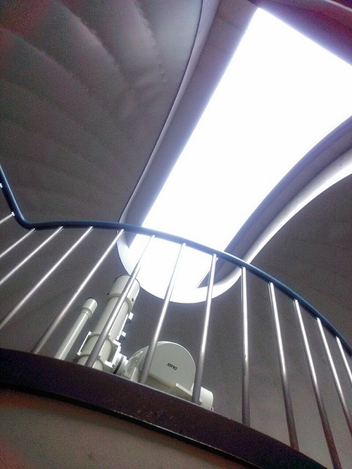 宇都宮市立田原中学校<給食甲子園>と<天文台&プラネタリウム>⑪
