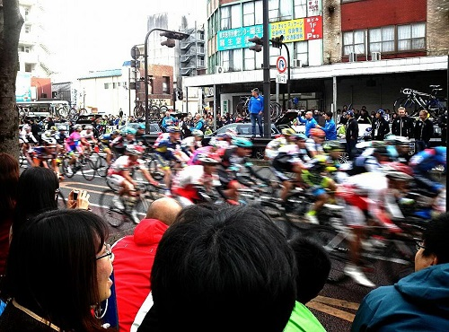 宇都宮 赤く染まる!<JAPAN CUP CYCLE ROAD RACE>クリテリウムへ!その3③
