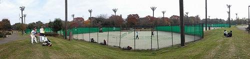 <宇都宮選手権ダブルステニス大会>開催!その2