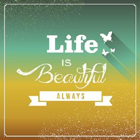 Beautiful life☆