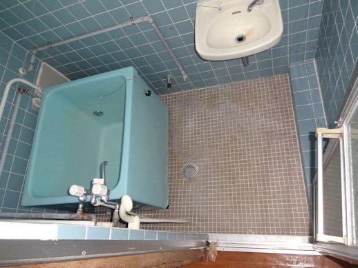 Oコーポ浴室改修