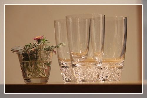 スガハラガラスのタンブラー